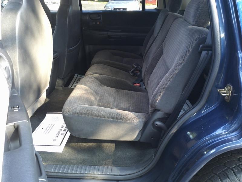 Dodge Durango 2002 price $3,550