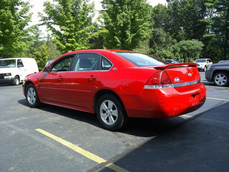 Chevrolet Impala 2009 price $3,450