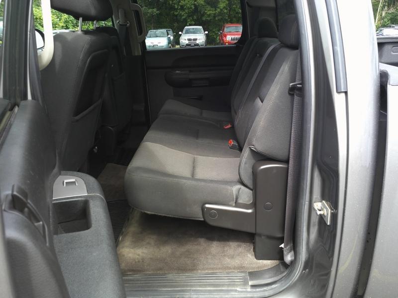 Chevrolet Silverado 1500 2013 price $13,550
