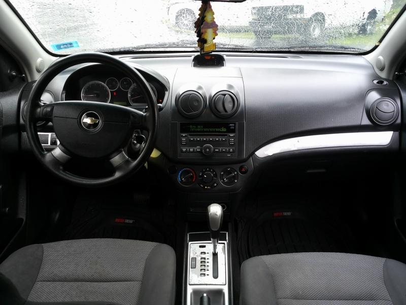 Chevrolet Aveo 2011 price $1,650