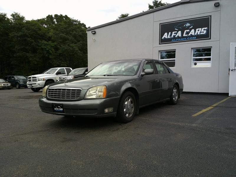 Cadillac DeVille 2004 price $1,750