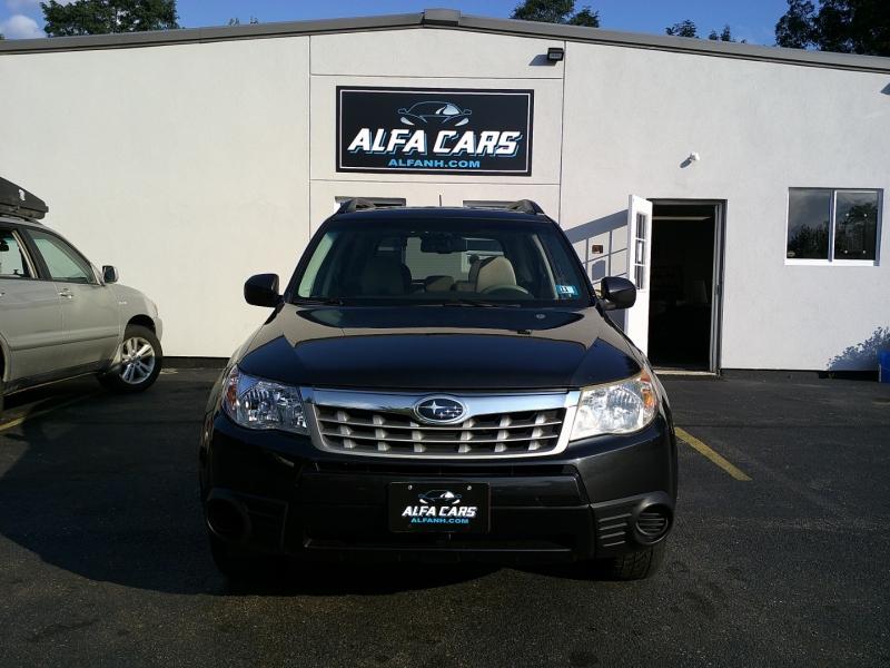 Subaru Forester (Natl) 2009 price $7,250