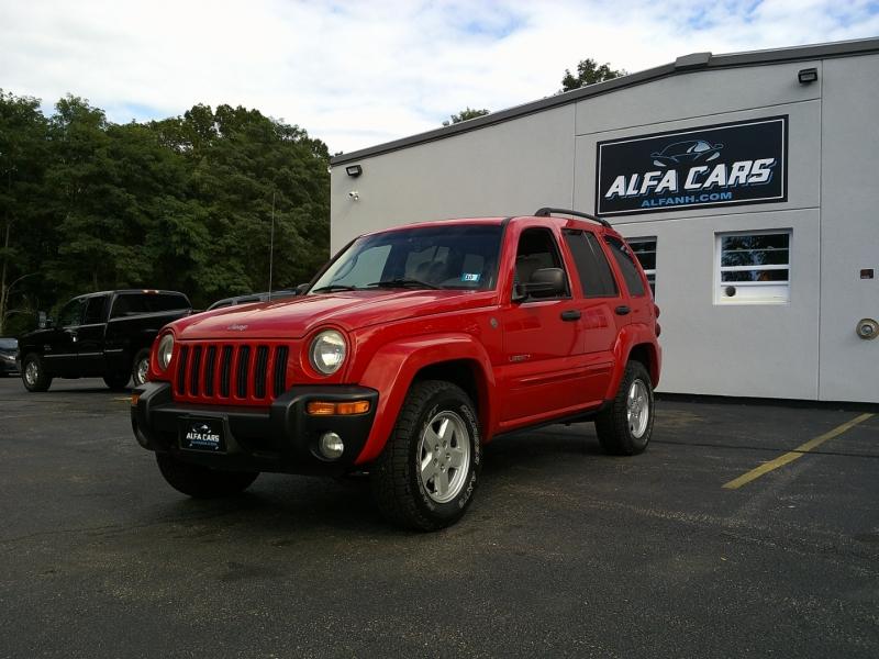 Jeep Liberty 2004 price $3,950
