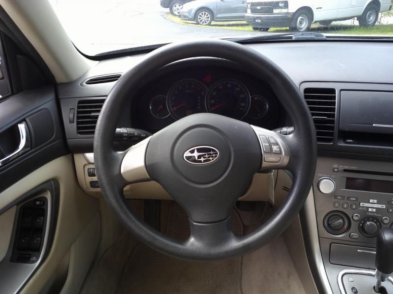 Subaru Outback (Natl) 2008 price $5,950