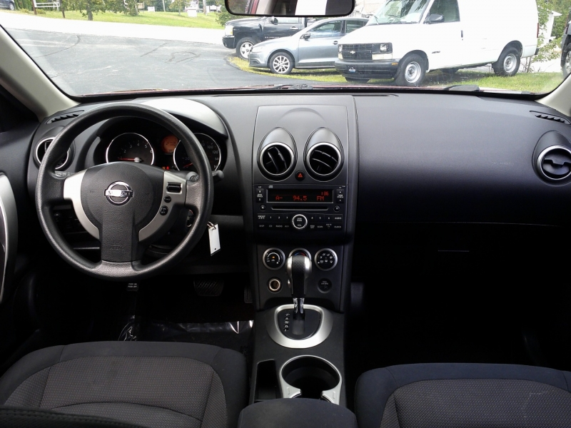 Nissan Rogue 2008 price $6,750