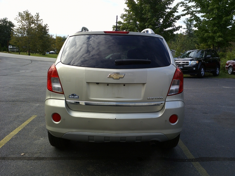 Chevrolet Captiva Sport Fleet 2013 price $11,950
