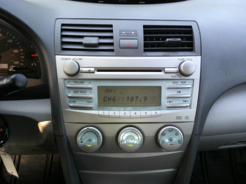 Toyota Camry 2007 price $3,850