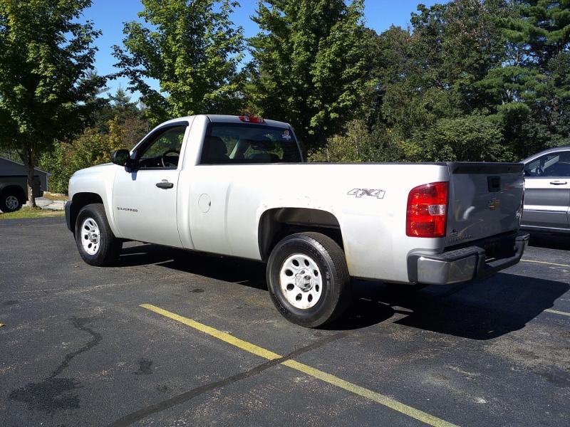 Chevrolet Silverado 1500 2011 price $8,950