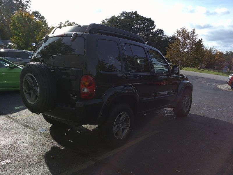 Jeep Liberty 2004 price $4,950