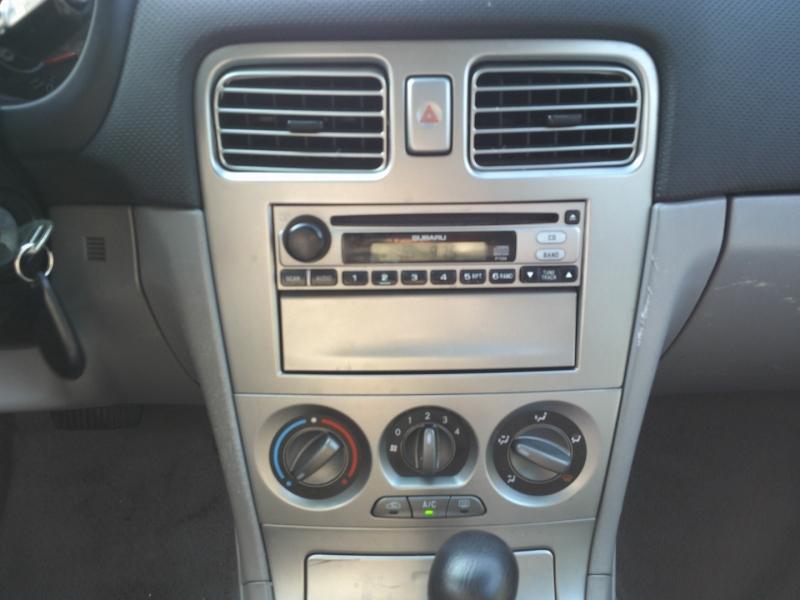 Subaru Forester (Natl) 2008 price $6,750