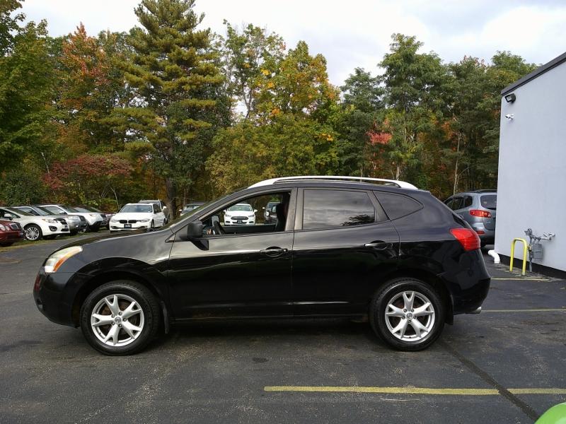 Nissan Rogue 2009 price $5,750