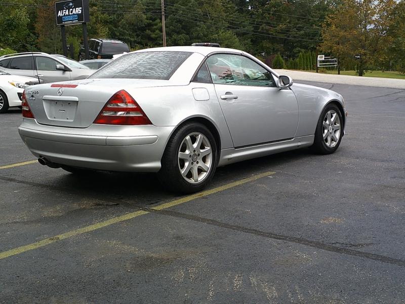 Mercedes-Benz SLK-Class 2001 price $7,350