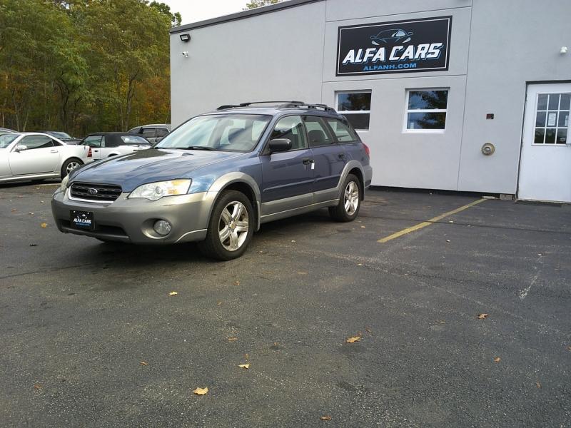 Subaru Legacy Wagon 2006 price $4,950