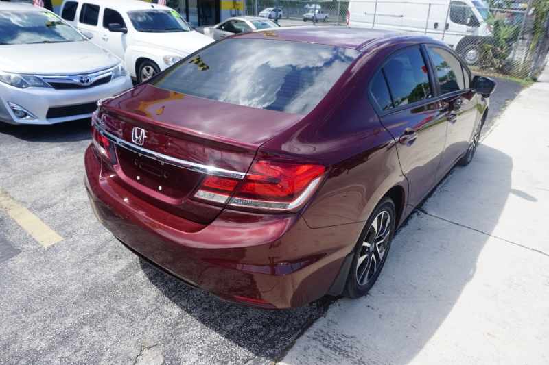 Honda Civic Sedan 2014 price $10,999
