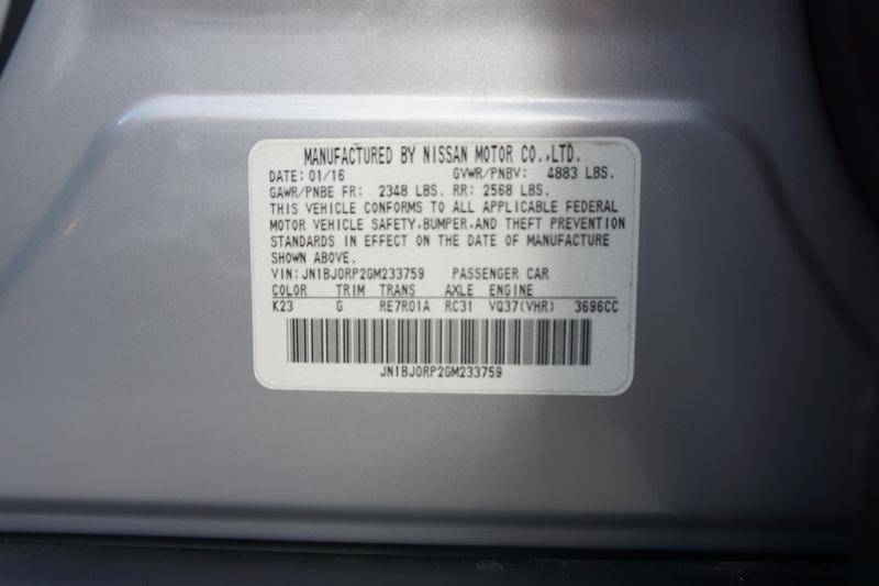 Infiniti QX50 2016 price $16,999