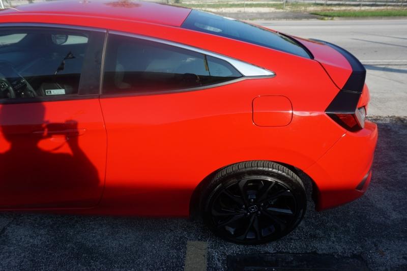 Honda Civic Coupe 2019 price $16,499