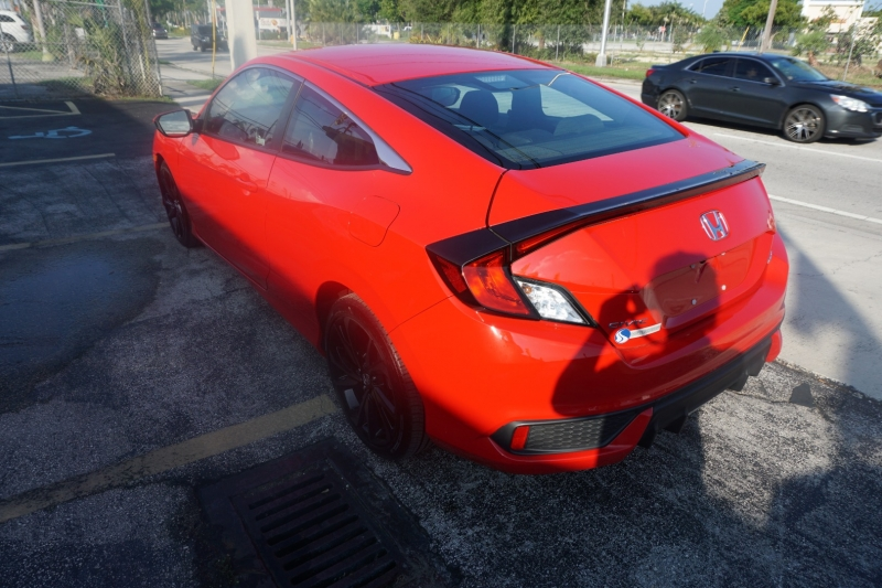 Honda Civic Coupe 2019 price $16,499