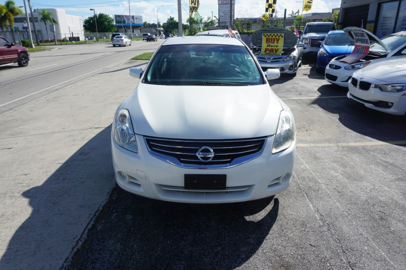Nissan Altima 2011 price $4,499