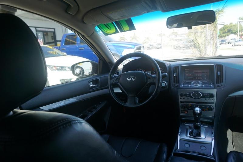 Infiniti G37 Sedan 2010 price $9,499
