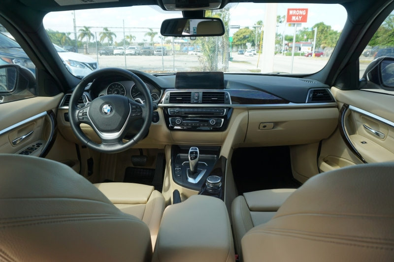 BMW 3-Series 2016 price $17,999