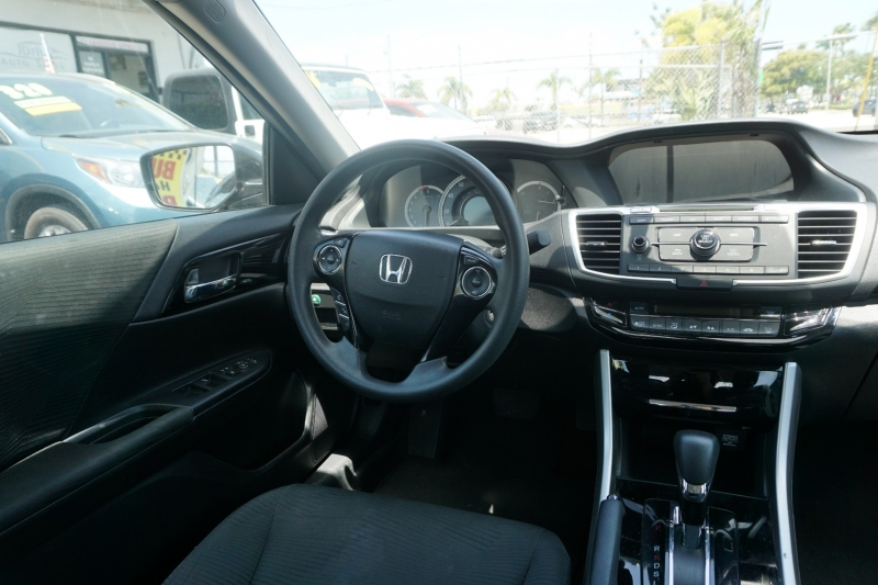 Honda Accord Sedan 2017 price $14,956