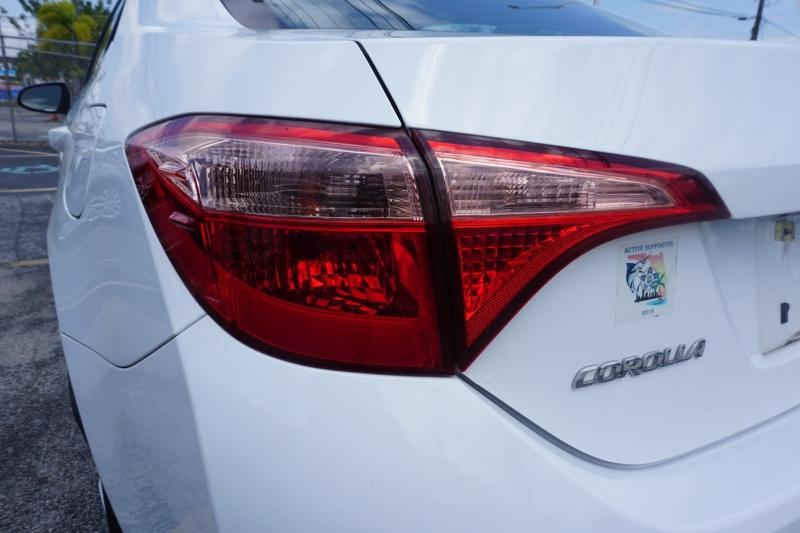 Toyota Corolla 2017 price $14,499