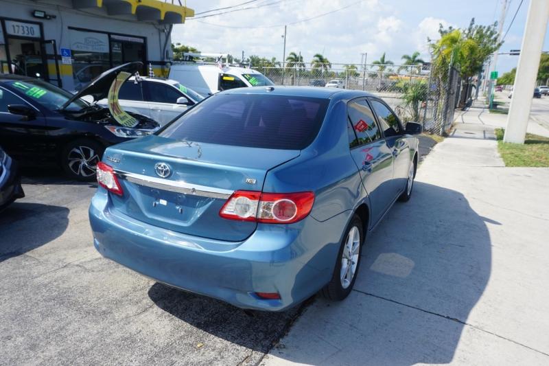 Toyota Corolla 2012 price $9,989