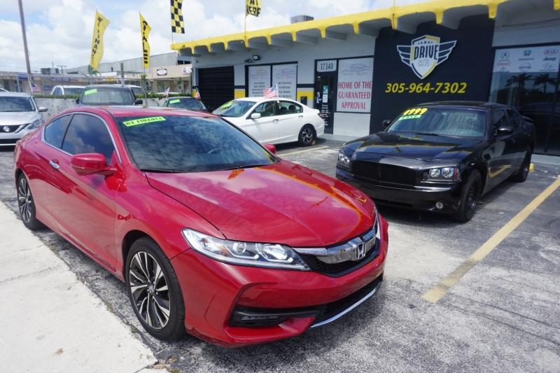 Honda Accord Coupe 2017 price $17,999