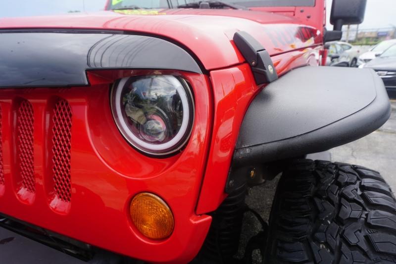 Jeep Wrangler 2007 price $22,490