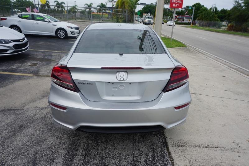 Honda Civic Coupe 2015 price $11,999