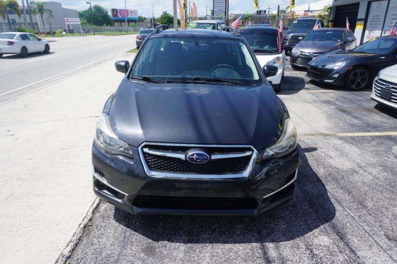 Subaru Impreza Wagon 2016 price $12,499