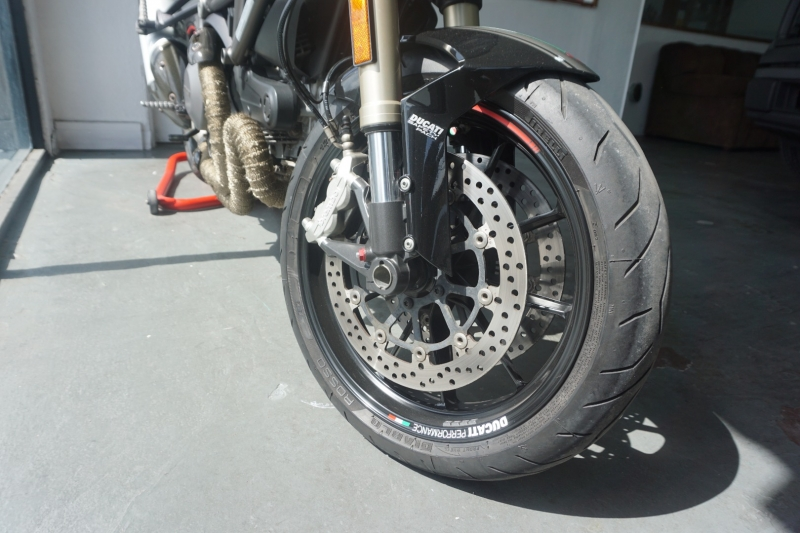 Ducati Monster 2012 price $9,999