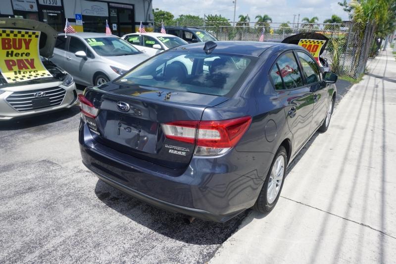 Subaru Impreza 2017 price $12,999