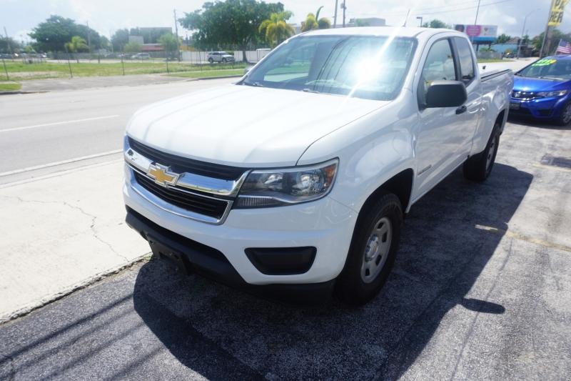 Chevrolet Colorado 2016 price $17,999