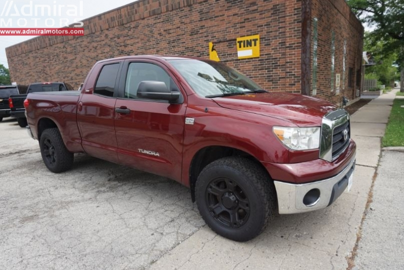 Toyota Tundra 2007 price SOLD