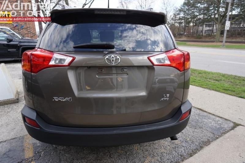 Toyota RAV4 2015 price SOLD