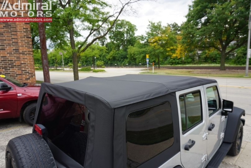 Jeep Wrangler Unlimited 2010 price SOLD