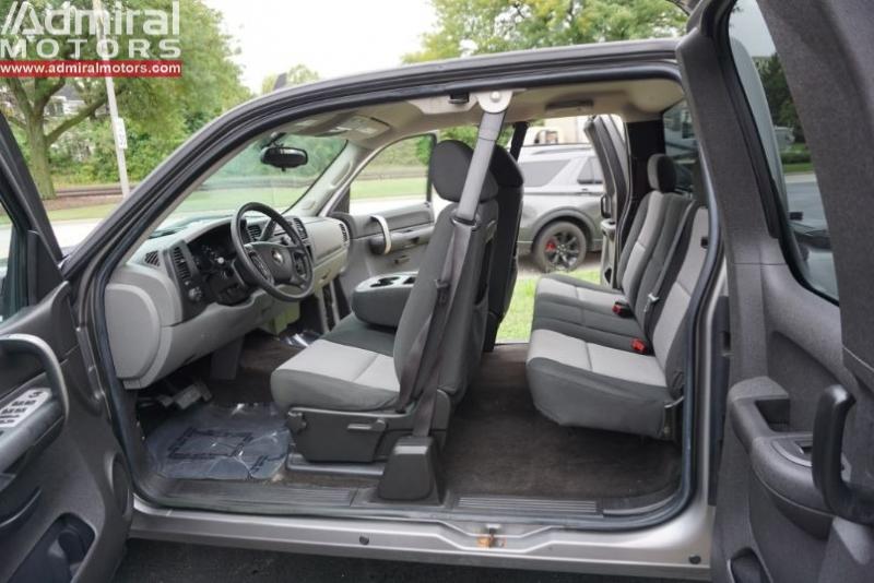 Chevrolet Silverado 1500 2009 price SOLD