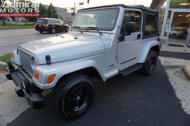 Jeep Wrangler 2003 price $8,875