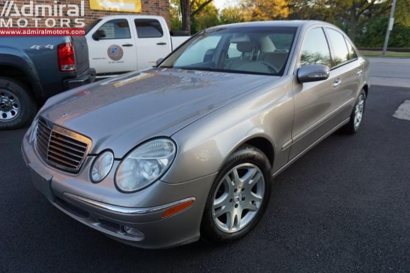Mercedes-Benz E-Class 2004 price $4,500
