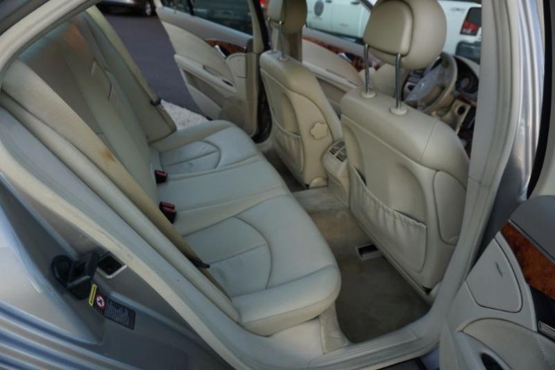 Mercedes-Benz E-Class 2004 price $4,995