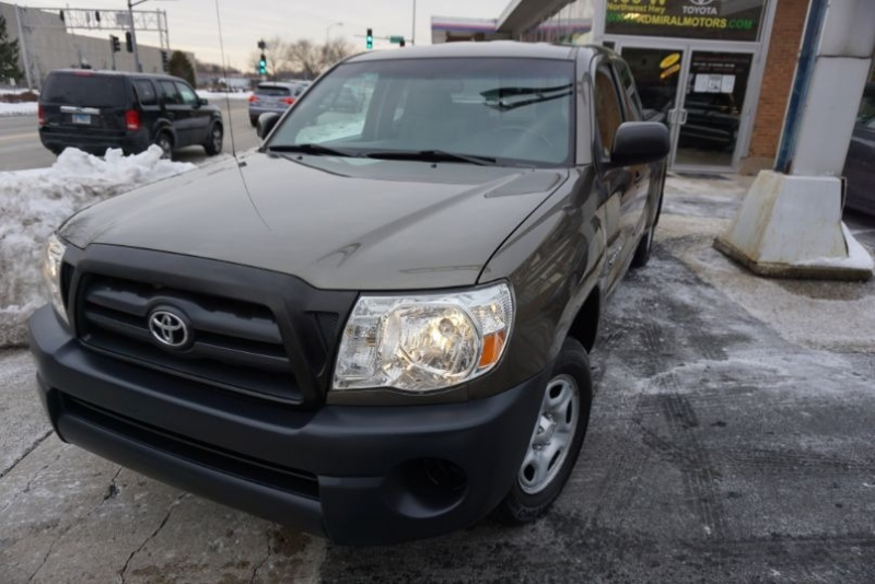 Toyota Tacoma 2010 price SOLD