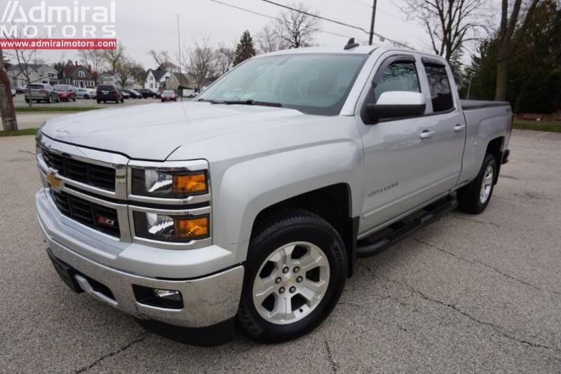 Chevrolet Silverado 1500 2015 price $26,980