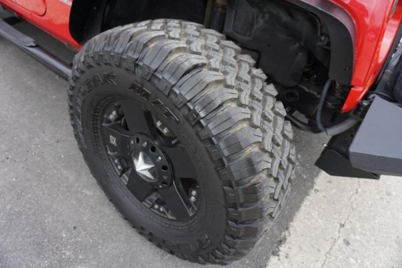 Jeep Wrangler 2008 price $17,850