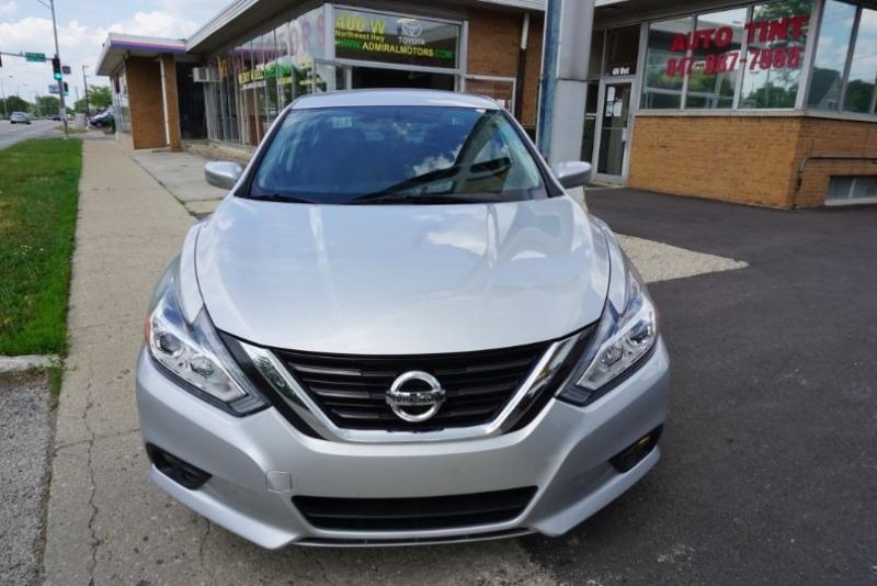 Nissan Altima 2017 price $15,800