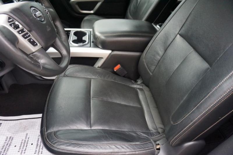 Nissan Titan 2016 price $29,200