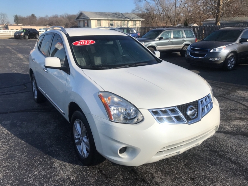 NISSAN ROGUE 2012 price $10,900