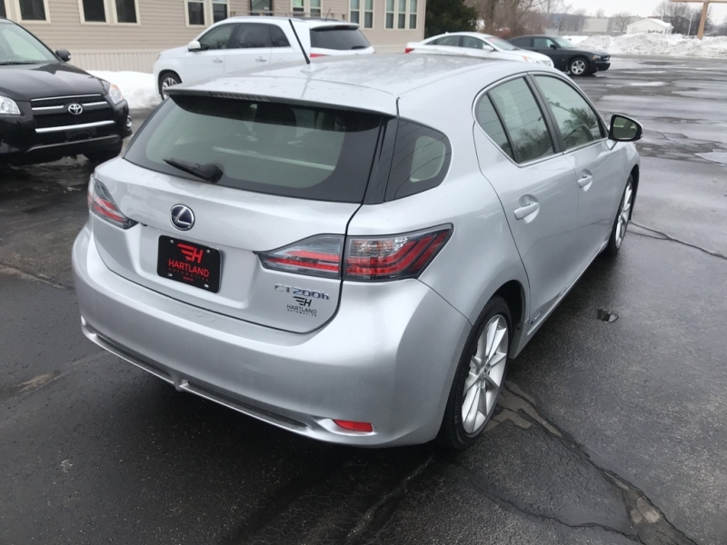 LEXUS CT 200H 2013 price $9,995