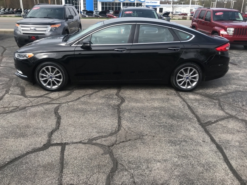 FORD FUSION 2017 price $14,900