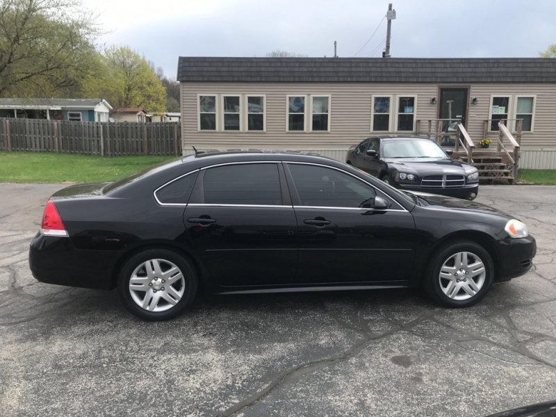 CHEVROLET IMPALA LIMITED 2014 price $11,900